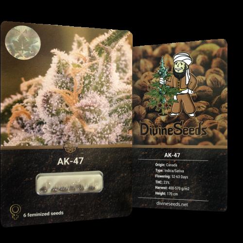 Купить семена AK-47