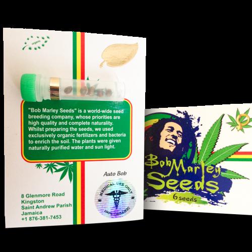 Купить семена Auto Bob feminised