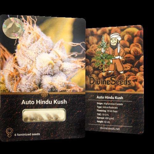 Купить семена Auto Hindu Kush