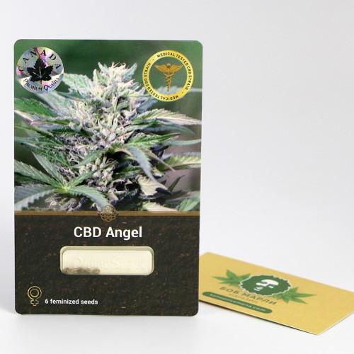 Купить семена CBD Angel
